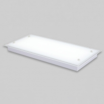 V_110198 거실등 LED뉴 실크 삼성칩 2등 50W 주광색