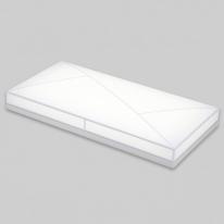 V_110417 거실등 LED루나솔 2등 50W 삼성칩 주광색