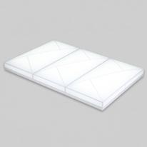 V_110419 거실등 LED루나솔 6등 150W 삼성칩 주광색