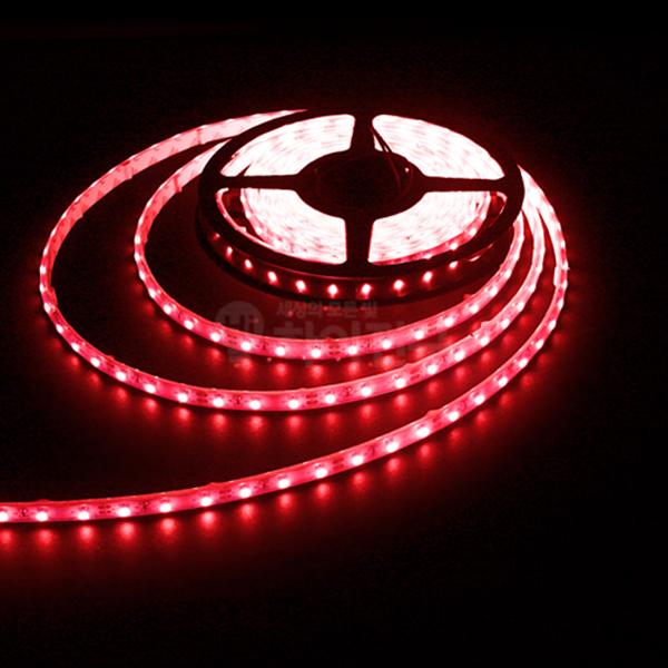 5050 LED 플렉시블 300칩 적색 114879