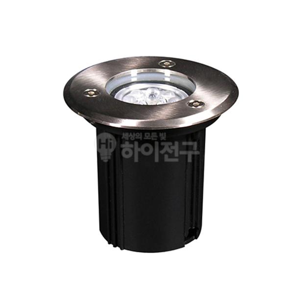LED 지중등 100파이 220V 5W 파워 114501