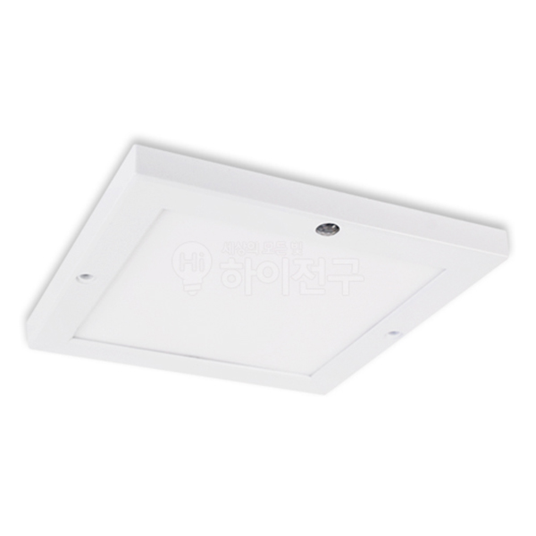CRLED LED 센서등 사각 엣지 20W 초슬림 114449