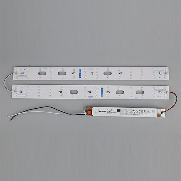 필립스smps LED모듈리폼세트 자석 주방55용더블118574