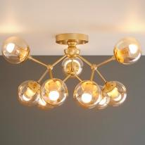 LED 볼라 9등 직부등 E14 115819