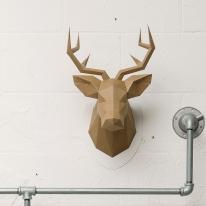 톰텐 DIY 셀프인테리어 사슴머리장식