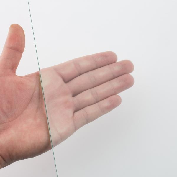 강화유리 - 투명 5T 테이블/선반 [주문제작형]