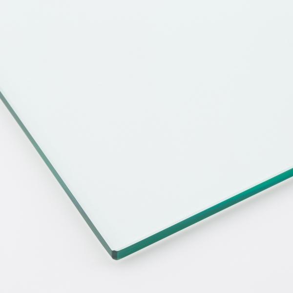 강화유리 - 투명 8T 테이블/선반 [주문제작형]