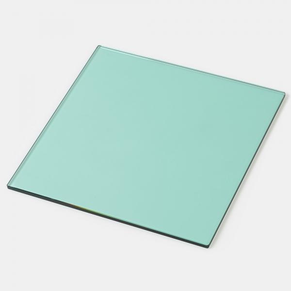 강화유리 - 그린 8T 테이블/선반 [주문제작형]