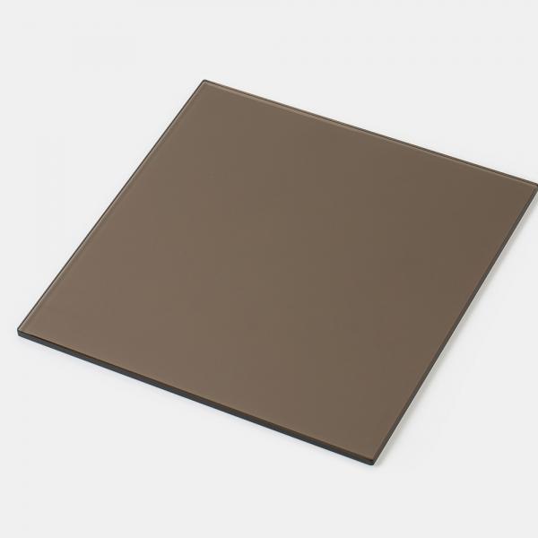 강화유리 - 브론즈 8T 테이블/선반 [주문제작형]