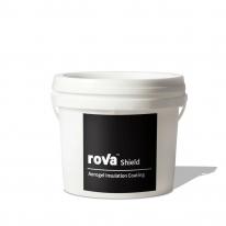 roVa Shield 로바쉴드 에어로젤 단열페인트 블랙