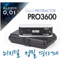 신콘]PRO3600 초정밀미니디지털경사계(0.01˚)