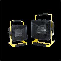 툴콘 산업용PTC팬히터 바이메탈스위치 장착 따뜻함이 솔솔 작업장히터