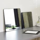 우드로하우스 모던 블랙 VIC시리즈 벽거울 4종 사각거울 전신거울