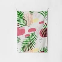 패브릭 포스터 태피스트리 가리개 커튼 트로피칼 드림