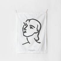 패브릭 포스터 태피스트리 가리개 커튼 앙리 마티스 나디아