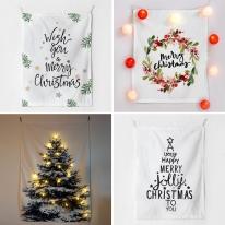 [3+1] 크리스마스 분위기 가득담은 패브릭포스터 특가 모음전