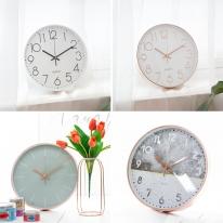 인테리어 생활용품 무소음 벽시계 탁상용 시계 특가 모음전