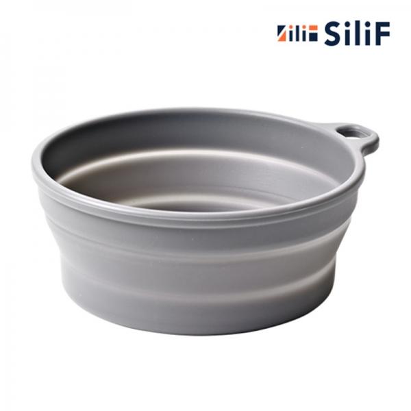 [실리프] 프리미엄 실리콘 접이식그릇