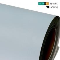 현대엘앤씨 인테리어필름 무광시트지 스카이블루 S195