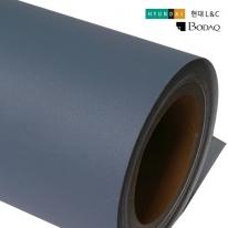 현대엘앤씨 인테리어필름 무광시트지 블루그레이 S198