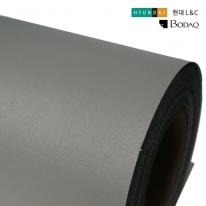 현대엘앤씨 인테리어필름 무광시트지 그레이 S210