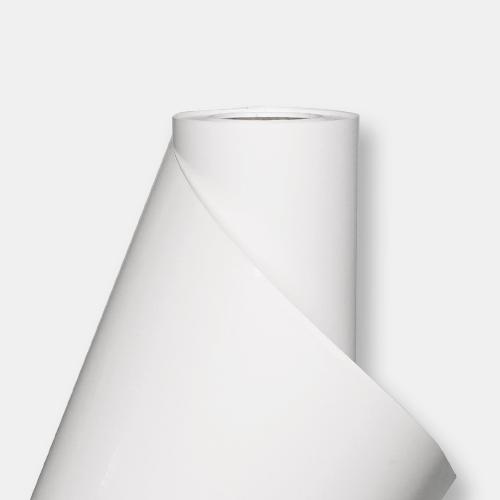 한화인테리어필름 - HS204  고광택 화이트 하이그로시 시트지 / 주방 · 싱크대 · 수납장