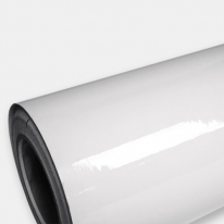 현대엘앤씨 인테리어필름 유광 하이그로시 화이트시트지 HS204