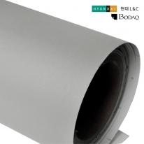 현대엘앤씨 인테리어필름 무광시트지 그레이 S143
