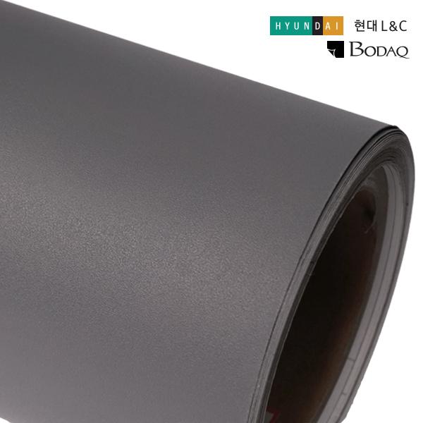 현대엘앤씨 인테리어필름 무광시트지 그레이 S159