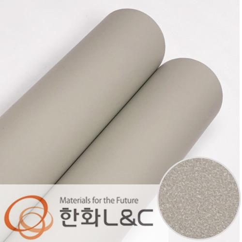 한화인테리어필름 - S212 <br> 카키그린 솔리드 단색 시트지 / 가구 · 싱크대 · 현관문