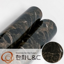 한화인테리어필름 - HD102  고광택 대리석 마블 시트지 / 싱크대 · 테이블상판 · 주방