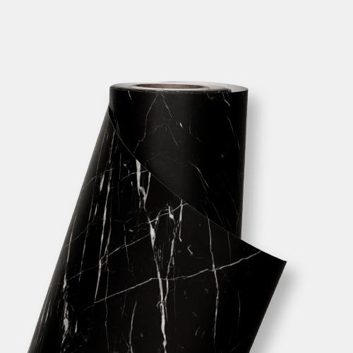 한화인테리어필름 - NS804  무광 대리석 마블 시트지 / 싱크대 · 테이블상판 · 주방