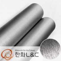 한화인테리어필름 방염 RM004  리얼메탈 금속 시트지
