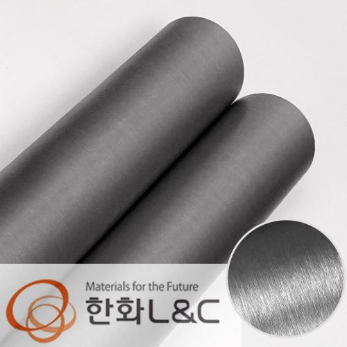 한화인테리어필름 - RM005  리얼메탈, 금속 시트지 / 주방 · 냉장고 · 가전 · 포인트