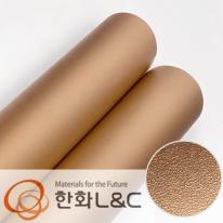 한화인테리어필름 - RM021  리얼메탈, 금속 시트지 / 주방 · 냉장고 · 가전 · 포인트