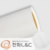 한화인테리어필름 - LM202  화이트펄 유광 무늬목 시트지 / 가구 · 주방 · 포인트
