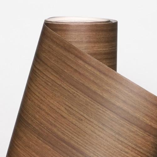 한화인테리어필름 - Z211S 프리미엄우드 체리 무늬목시트지 / 가구 · 테이블 · 방문