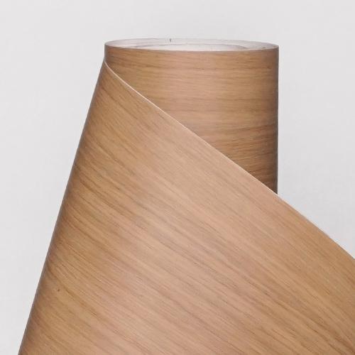 한화인테리어필름 - Z411S 프리미엄우드 오크 무늬목시트지 / 가구 · 테이블 · 방문