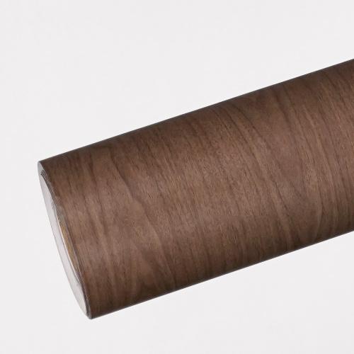 한화인테리어필름 - Z842S 프리미엄우드 월넛 무늬목시트지 / 가구 · 테이블 · 방문