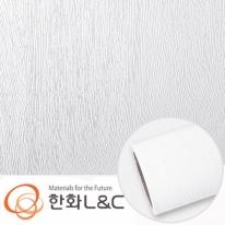 한화인테리어필름 - LS102  화이트 흰색 무늬목 시트지 / 가구 · 테이블 · 방문