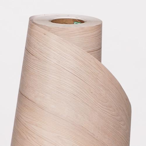한화인테리어필름 - W945    스탠다드우드 오크 무늬목 시트지 / 가구 · 테이블 · 방문