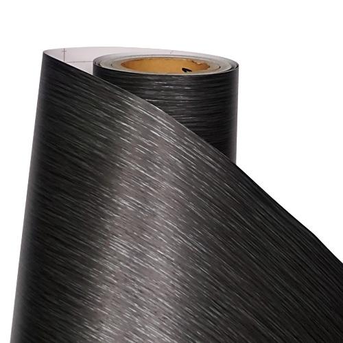 한화인테리어필름 - W556    스탠다드우드 캐스타노카두치 무늬목 시트지 / 가구 · 테이블 · 방문