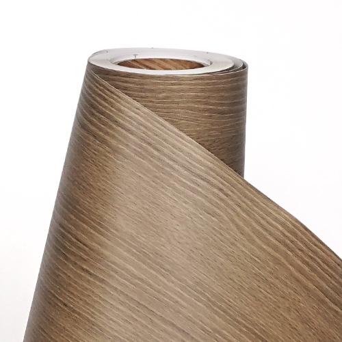 한화인테리어필름 - W312    스탠다드우드 애쉬 무늬목 시트지 / 가구 · 테이블 · 방문