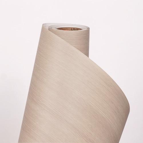 한화인테리어필름 - W191   스탠다드우드 캐스타노카두치 무늬목 시트지 / 가구 · 테이블 · 방문