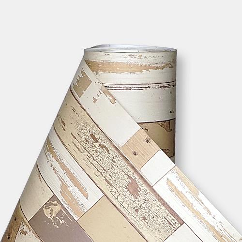 한화인테리어필름 - DW404   원목 우드패널 디자인우드 시트지 / 가구 · 싱크대 · 현관문
