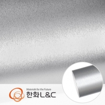 한화인테리어필름 - DM017리얼메탈, 금속 시트지 / 주방 · 냉장고 · 가전 · 포인트