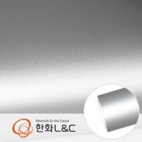 한화인테리어필름 - DM036 리얼메탈, 금속 시트지 / 주방 · 냉장고 · 가전 · 포인트