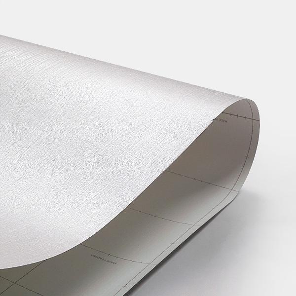 한화인테리어필름 - LM203  화이트펄 유광 무늬목 시트지 / 가구 · 주방 · 포인트