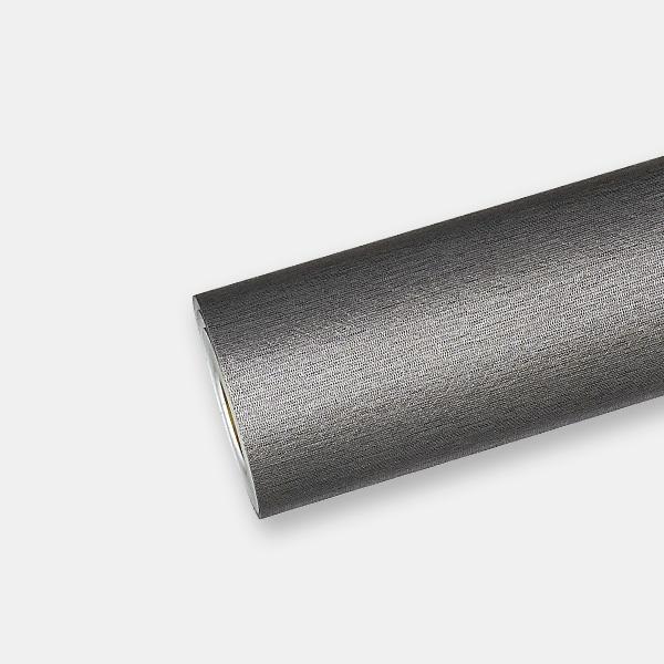 한화인테리어필름 - APZ14  실버 추상패턴 시트지 / 포인트 · 아트월 · 가구