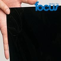 유리 창문시트지 쏠라필름 블랙0.3 DBK01